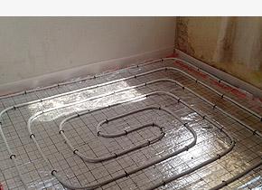Podlahové topení gabotherm